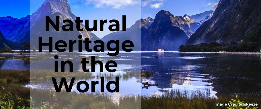 Natural Heritage in the World