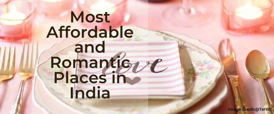 Romantic Places in India