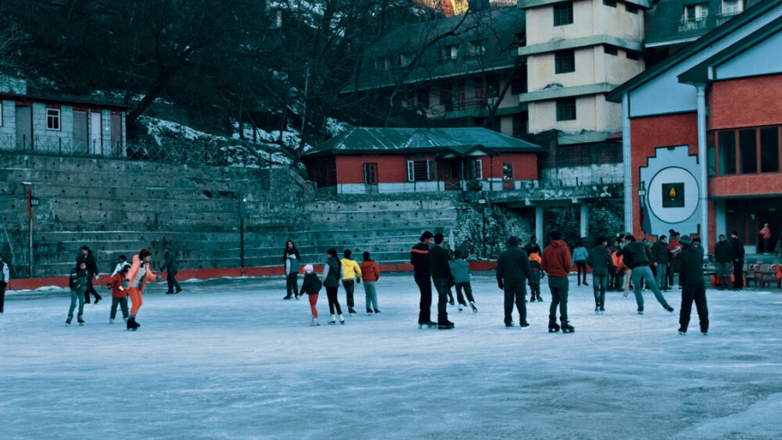 Ice-Skating-Shimla
