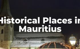 Historical Places in Mauritius