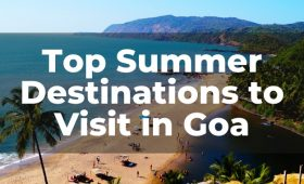 Summer Destinations to Visit in Goa