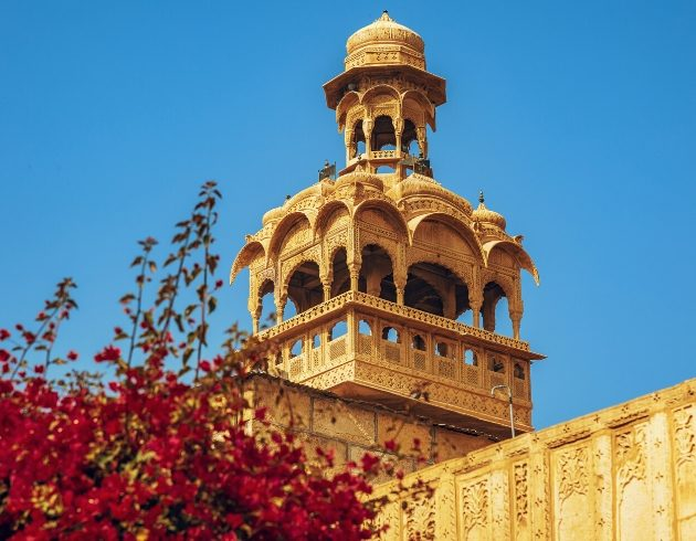 Tazia Tower and Badal Palace