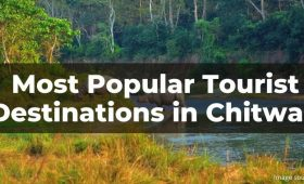 Most Popular Tourist Destinations in Chitwan