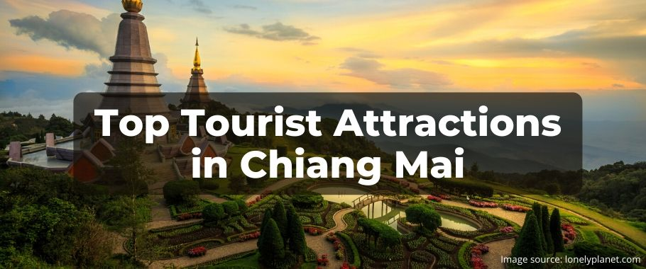 Top Tourist Attractions in Chiang Mai