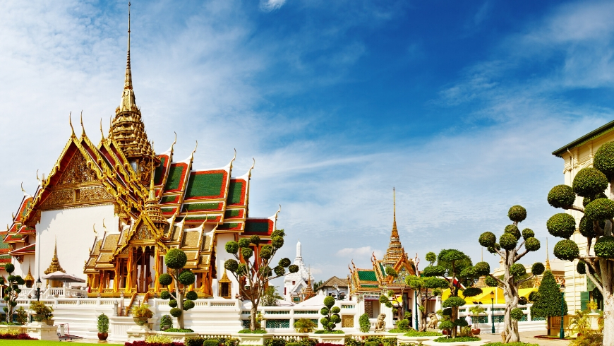 Grand Palace: Building Complex in Bangkok