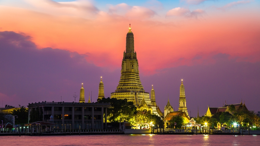Wat Arun: Temple in Bangkok
