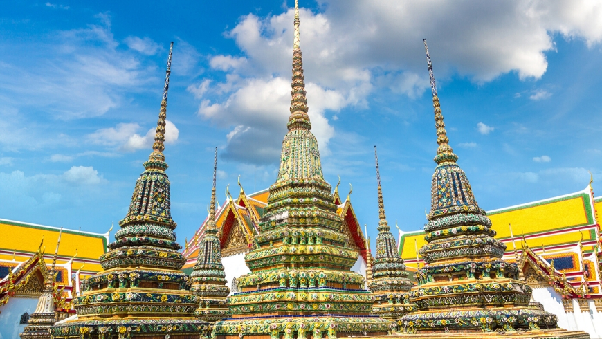Wat Pho: Temple in Bangkok