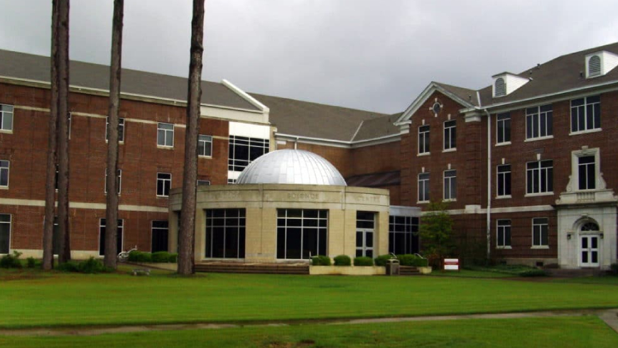 Donald W. Reynolds Science center and Planetarium